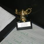 Brenna Pyramid Trophy #1
