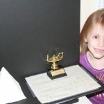 Brenna Pyramid Trophy #2