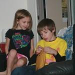 Nick & Brenna Orlando Gift Halloween 2012
