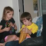 Nick & Brenna Orlando Gift Halloween 2012 #2