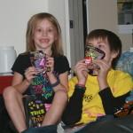 Nick & Brenna Orlando Gift Halloween 2012 #5