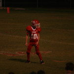 Nicklas - Loudon Redskins vs. Athens - September 2013
